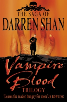 Vampire Blood Trilogy: Books 1 - 3, Mixed media product Book