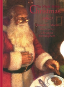 The Night Before Christmas, Paperback Book