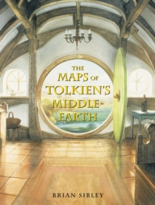 The Maps of Tolkien's Middle-earth, Hardback Book