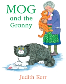 Mog and the Granny, Paperback Book