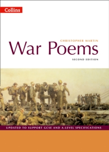 War Poems : Student'S Book, Paperback Book
