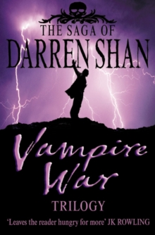 Vampire War Trilogy: Books 7 - 9, Mixed media product Book