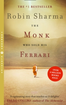 The Monk Who Sold his Ferrari, Paperback / softback Book