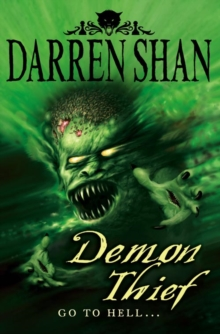 Demon Thief, Paperback Book