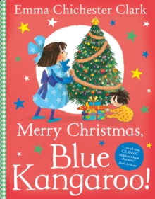Merry Christmas, Blue Kangaroo!, Paperback Book
