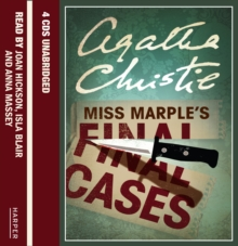 Miss Marple's Final Cases, CD-Audio Book