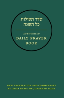 Hebrew Daily Prayer Book, Leather / fine binding Book