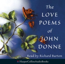 The Love Poems of John Donne, CD-Audio Book