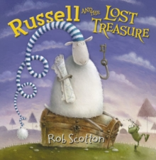 Russell And The Lost Treasure, Paperback Book