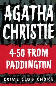 4.50 from Paddington, Hardback Book