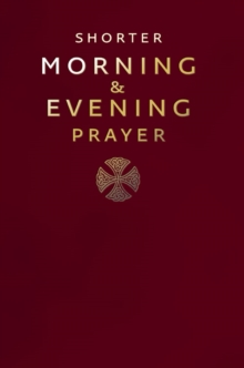 Shorter Morning and Evening Prayer, Leather / fine binding Book