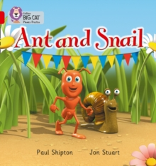 Ant and Snail : Band 02a/Red A, Paperback Book