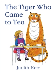 The Tiger Who Came to Tea, Board book Book