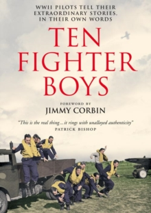 Ten Fighter Boys, Paperback Book