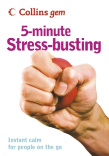 5-minute Stress-busting, Paperback Book