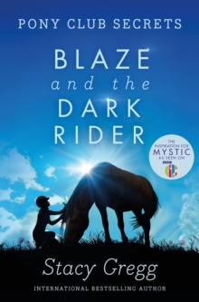 Blaze and the Dark Rider, Paperback Book