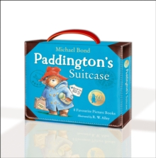 Paddington Suitcase, Paperback Book