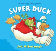 Super Duck, Paperback Book