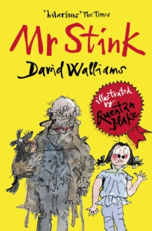 Mr Stink, Paperback / softback Book