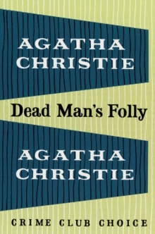 Dead Man's Folly, Hardback Book