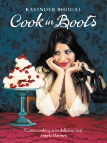 Cook in Boots, Hardback Book