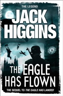 The Eagle Has Flown, Paperback Book