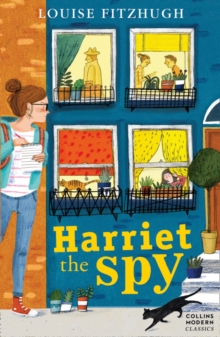 Harriet the Spy, Paperback / softback Book