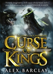 Curse of Kings, Hardback Book