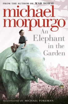 An Elephant in the Garden, Paperback Book