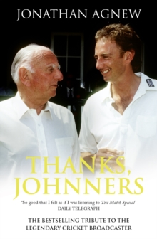 Thanks, Johnners : An Affectionate Tribute to a Broadcasting Legend, Paperback Book
