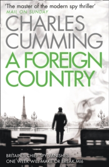 A Foreign Country, Paperback Book