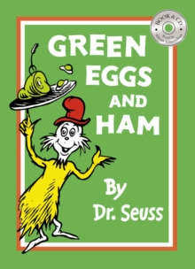 Green Eggs and Ham, Mixed media product Book