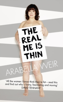 The Real Me Is Thin, Paperback Book