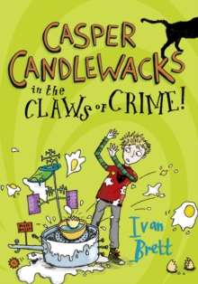 Casper Candlewacks in the Claws of Crime!, Paperback Book