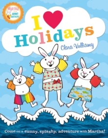 I Heart Holidays, Paperback Book