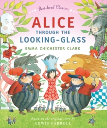 Alice Through the Looking Glass, Paperback Book