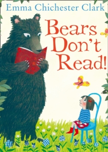 Bears Don't Read!, Paperback Book