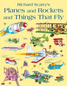 Planes And Rockets And Things That Fly, Paperback Book