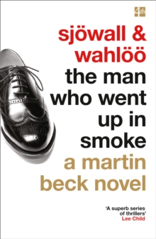 The Man Who Went Up in Smoke, Paperback Book