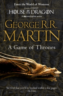 A Game of Thrones (Reissue), Paperback Book