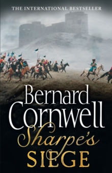 Sharpe's Siege : The Winter Campaign, 1814, Paperback Book