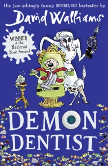 Demon Dentist, Paperback Book