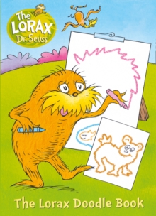 The Lorax: Colour and Create, Paperback Book
