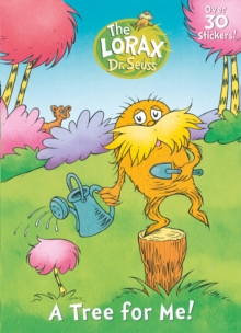 The Lorax Sticker and Activity Book, Paperback / softback Book