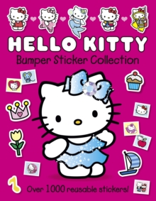 Hello Kitty Bumper Sticker Collection : Part 1, Paperback Book