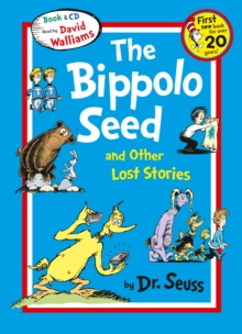 The Bippolo Seed and Other Lost Stories, Mixed media product Book