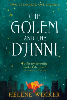 The Golem and the Djinni, Paperback Book