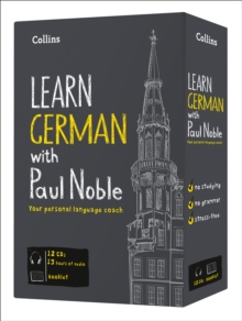 Learn German with Paul Noble - Complete Course : German Made Easy with Your Personal Language Coach, CD-Audio Book