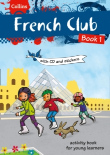 French Club Book 1, Paperback Book
