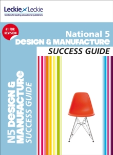 National 5 Design and Manufacture Success Guide, Paperback Book
